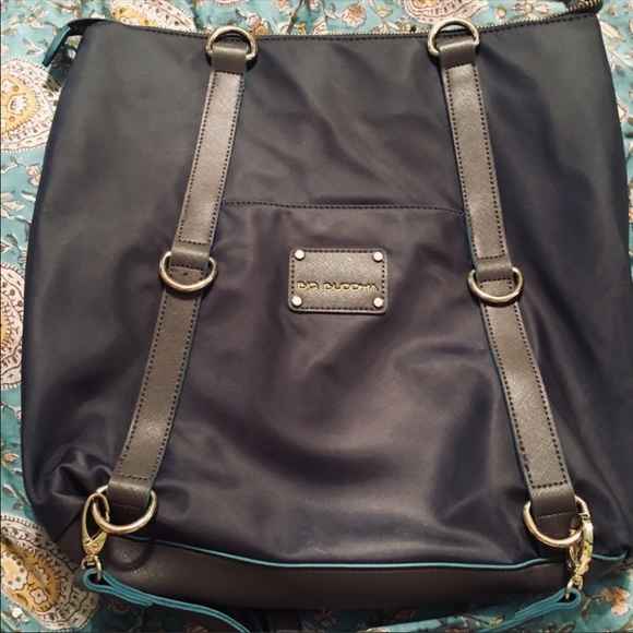 4b32c033203c Big Buddha Handbags - Big Buddha Backpack Purse Excellent Condition